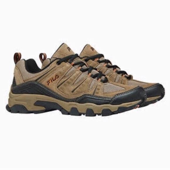 NIB FILA Men Midland Trail Shoes Boutique